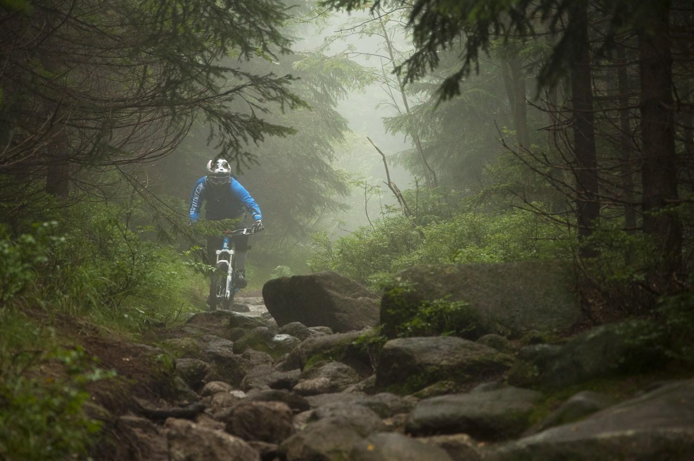 Rok 2012. Poszukiwanie ciekawych szlaków w Karkonoszach