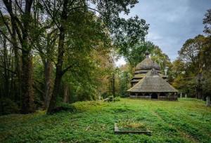 Cerkiew w Uluczu. Fot: Tomasz Dębiec / wyd. Quercus
