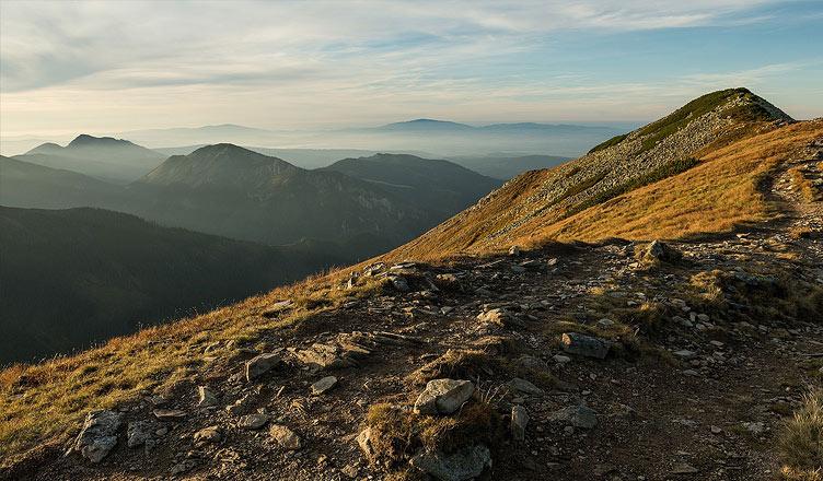 Widok ze Szczytu Ornak, fot: fkwiatkowsk / flickr.com; licencja: Creaticve Commons